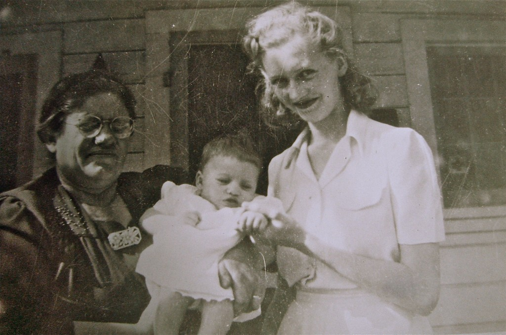 A MOTHER'S DAY TRIBUTE TO WHAT MY MOTHER AND HER MOTHER TAUGHT ME