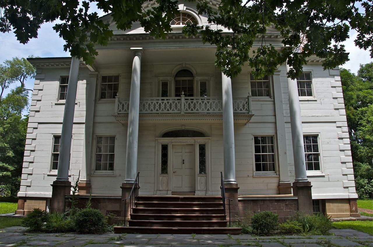 Morris Jumel Mansion To Staten Island