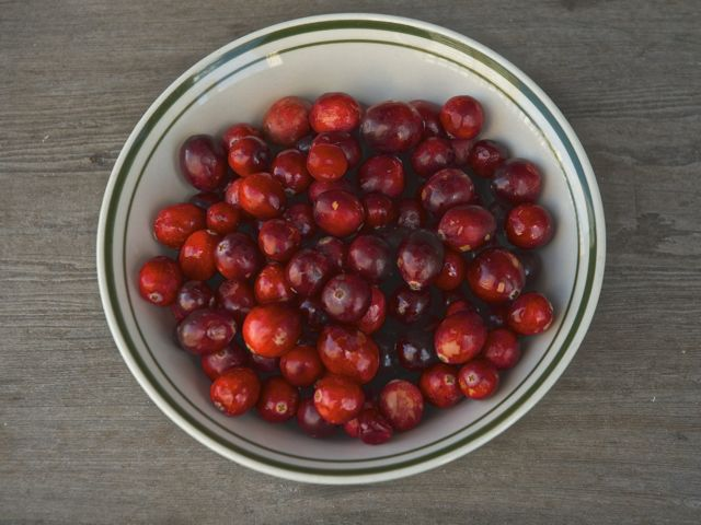 CRANBERRIES — AN ARTICLE IN KINGS RIVER LIFE