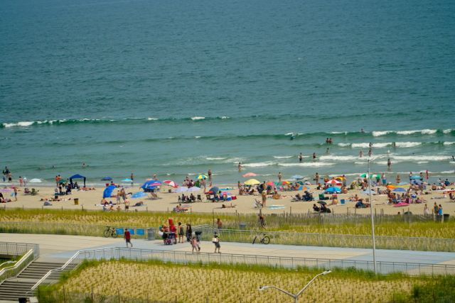 A WEEKEND IN ROCKAWAY BEACH, NEW YORK